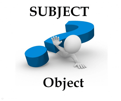 ​Subject and object questions Вопросы к подлежащему и дополнению